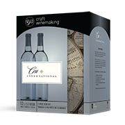 Cru International Wine Kit Main West U Brew Wines