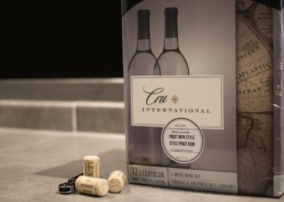 Wine Kits at Main West U Brew Wines